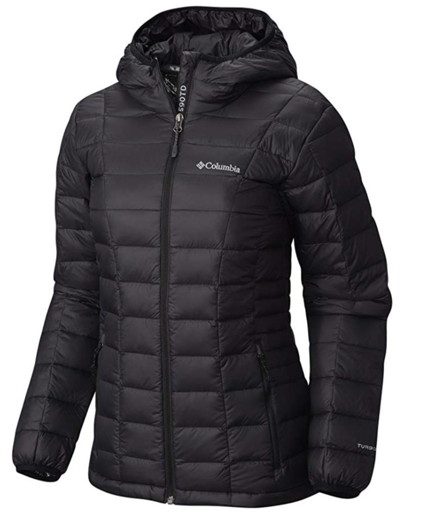 Women's Columbia Voodoo Falls 590 Ski Jacket