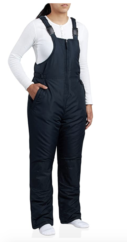 Cherokee Women's Insulated Ski Bib and Overalls Under $150