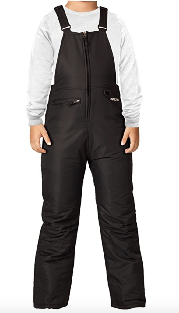Arctix Boys Insulated Snow Bib Overalls Under $100