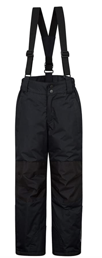 Sportoli Boys Water Resistant Ski Bibs and Overalls Under $100