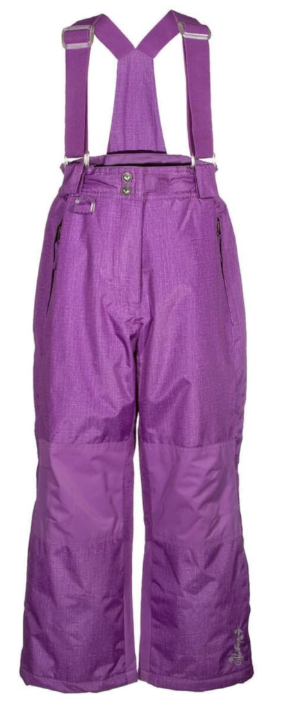 Weatherproof 32 Degrees Girl's Snow Bibs and Overalls Under $100