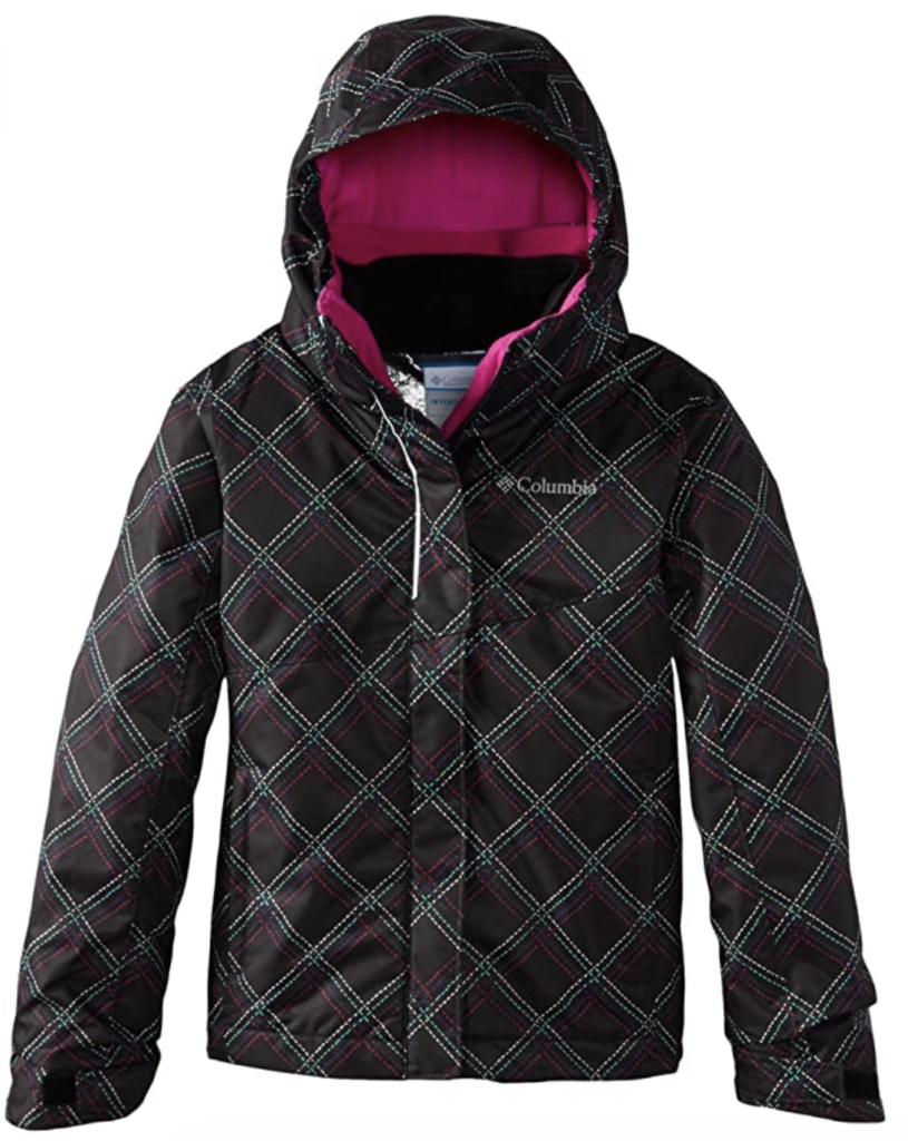 Columbia Sportswear Girls' Bugaboo Interchange Youth Ski Jacket