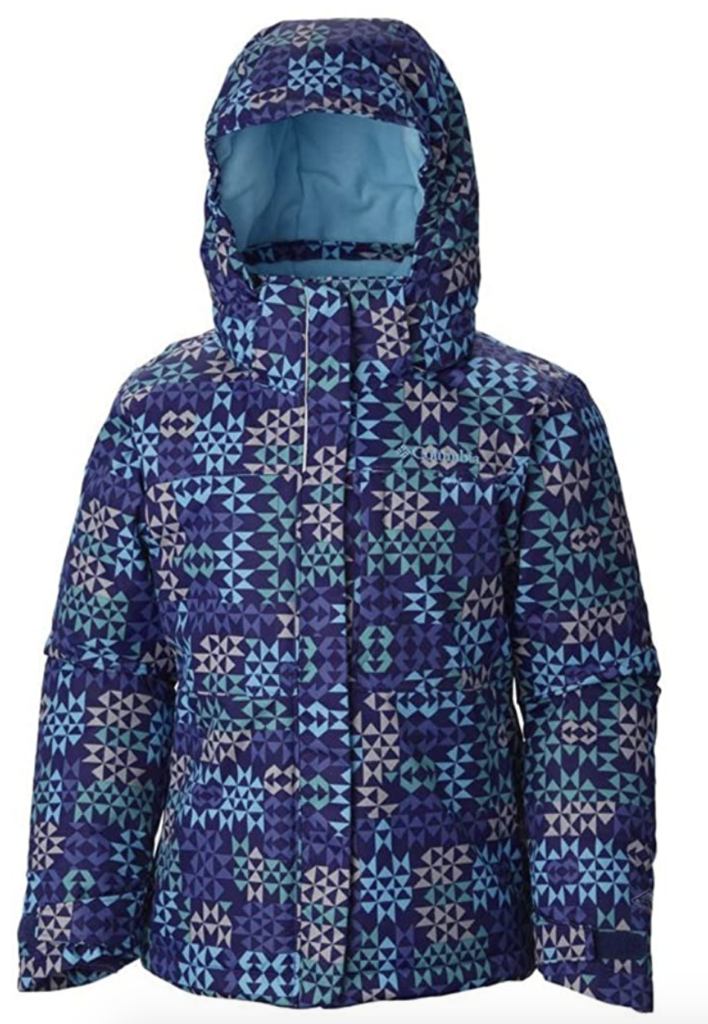 Columbia Girls' Nordic Jump Youth Ski Jacket