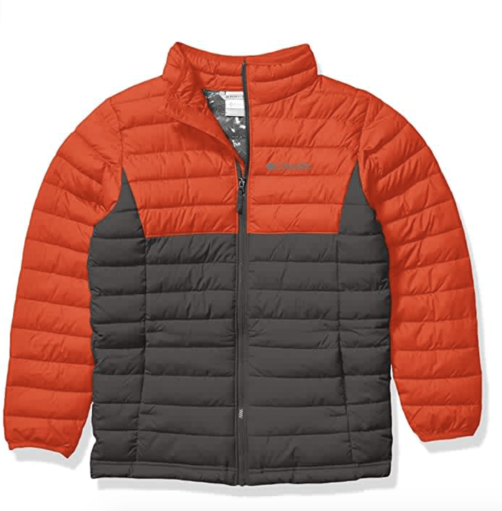 Columbia Powder Lite Boys' Youth Ski Jacket