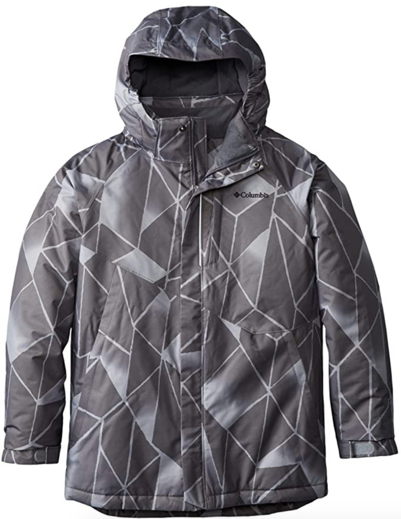 Columbia Sportswear Boys' Evo Fly Youth Ski Jacket
