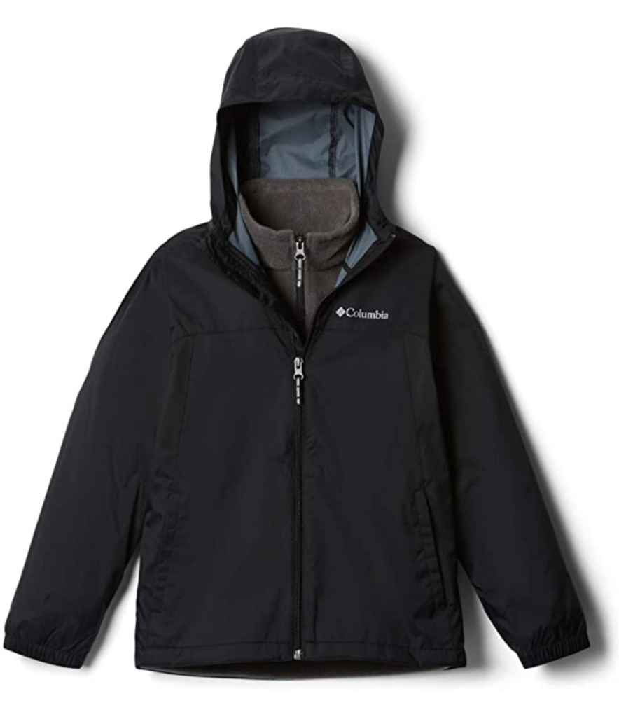 Columbia Kids' Big Glennaker Interchange Youth Ski Jacket