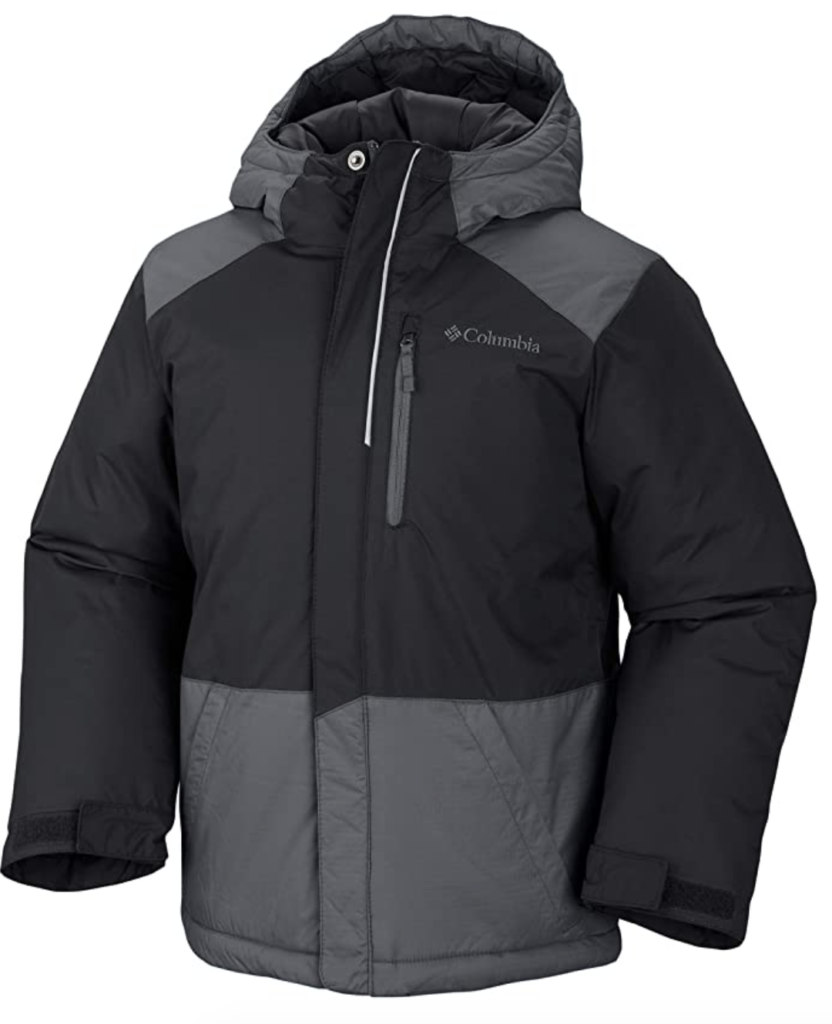 Columbia Boys' Lightning Lift Youth Ski Jacket