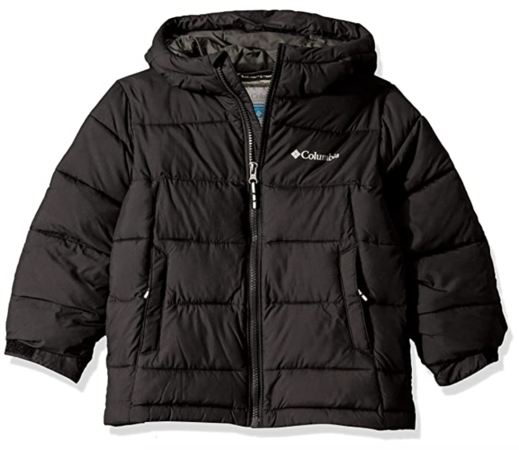 Columbia Pike Lake Youth Ski Jacket