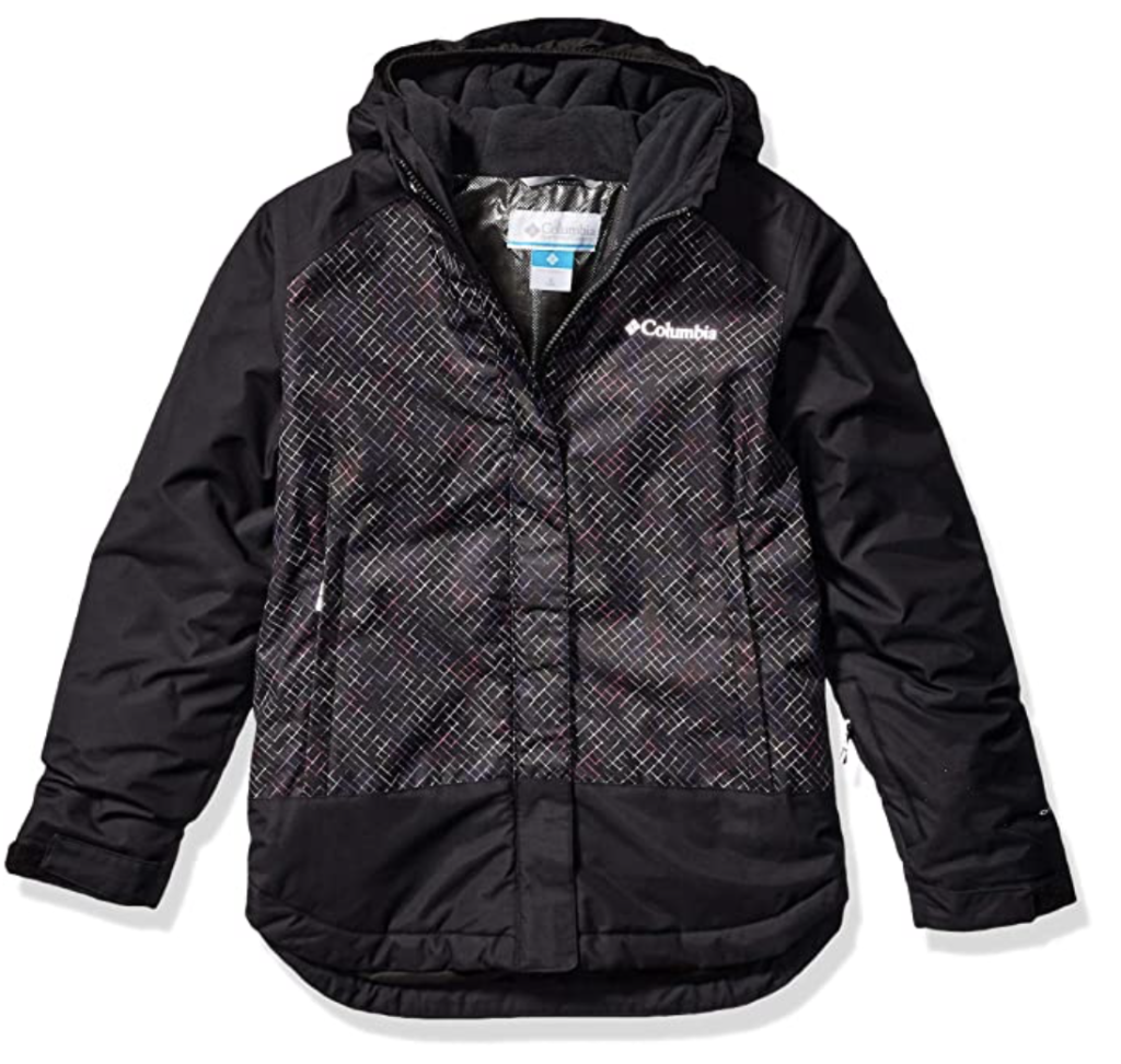 Columbia Youth Mighty Mogul Ski Jacket