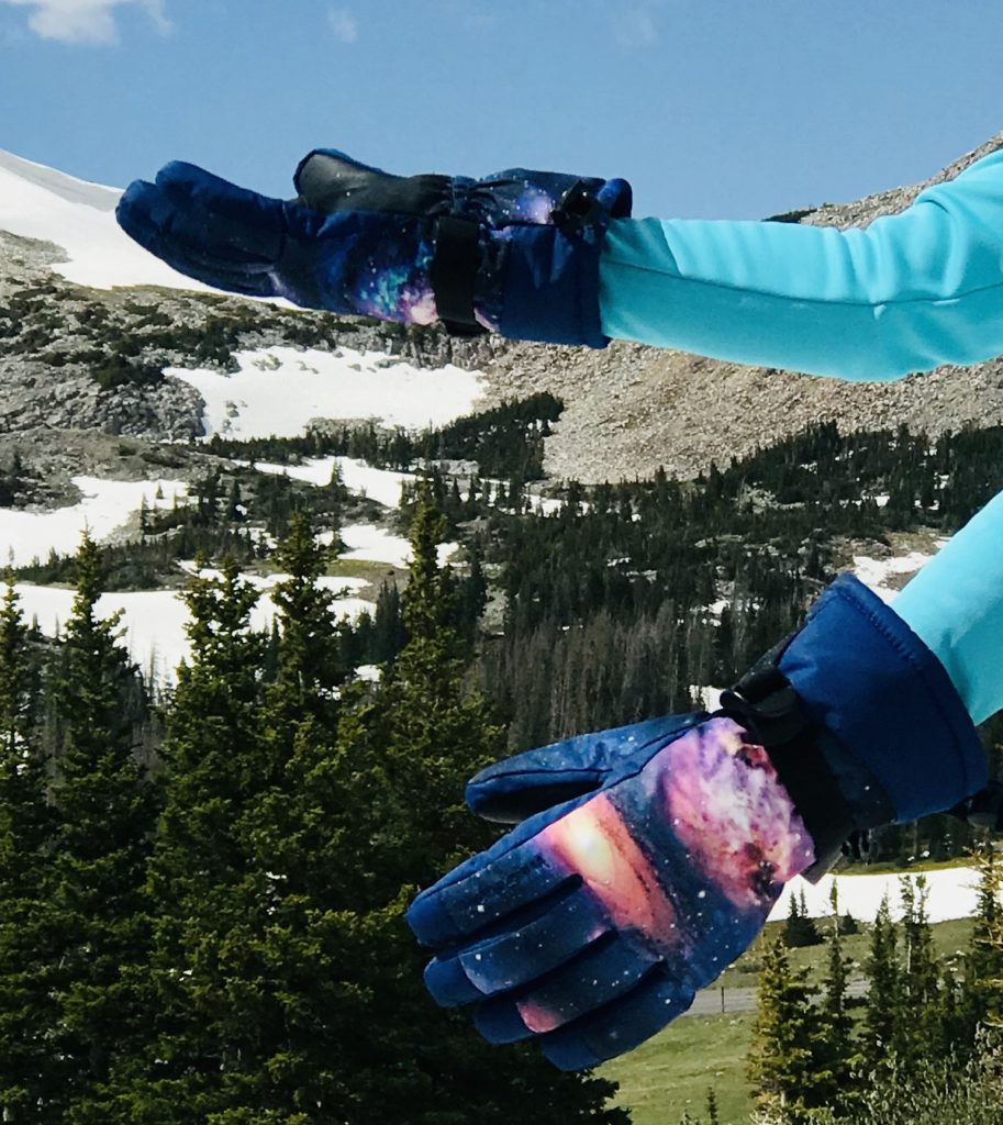RunRRin Ski Gloves