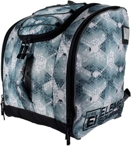 Best Cheap Boot Bags for Snowboard Boots - Element Equipment Boot Bag Deluxe