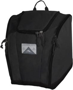 Best Cheap Boot Bags for Snowboard Boots - High Sierra Ski/Snowboard Boot Bag Backpack